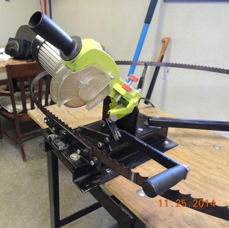 EZ Boardwalk Blade Sharpening System - EZ Boardwalk Portable